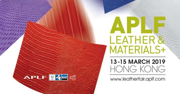 APLF Leather & Materials, à Hong Kong du 13 au 15 Mars